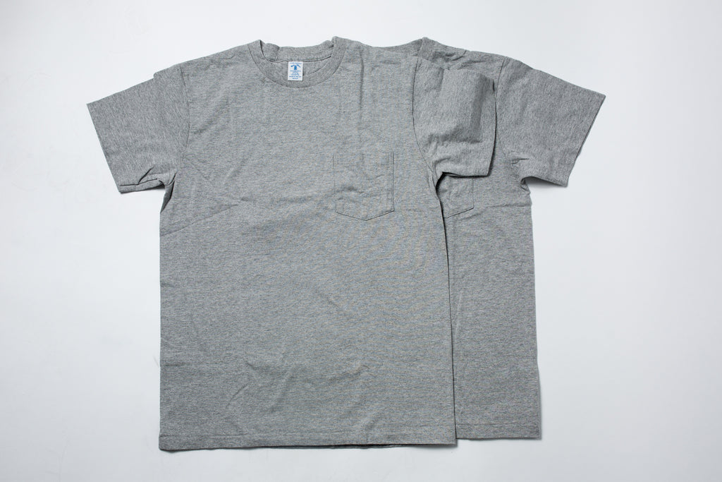 Velva Sheen 2-Pac T-Shirt Heather Grey/Heather Grey