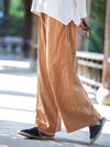 Casual Long Loosen Linen Pants in Different Colors