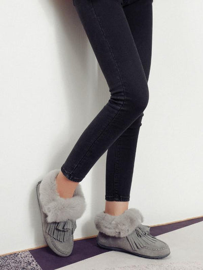 Winter Platform Boots Fur Hinges Uggs