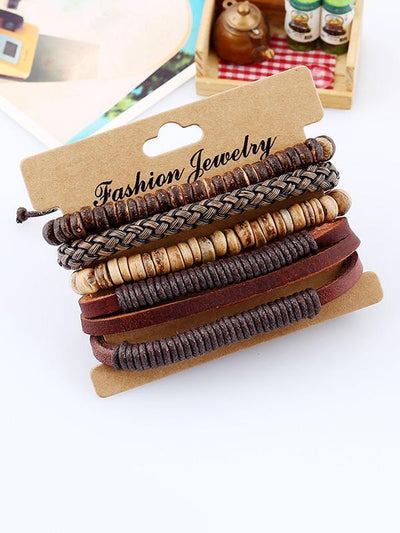 Retro Multilayer Bracelet Accessories