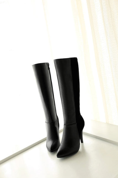 Fashion Lady Stovepipe Boots