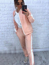Leisure Female Sports Suits