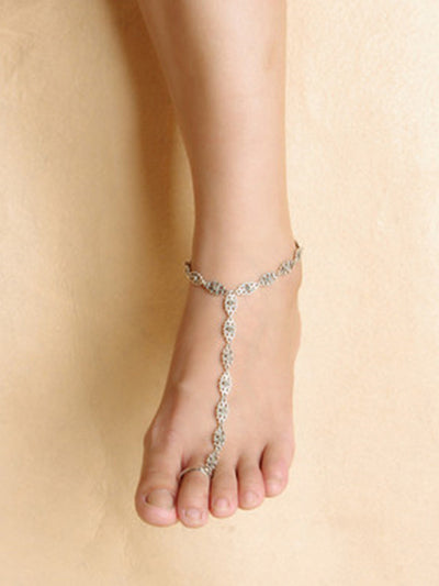 Bohemian Retro Beach Foot Chain Accessory