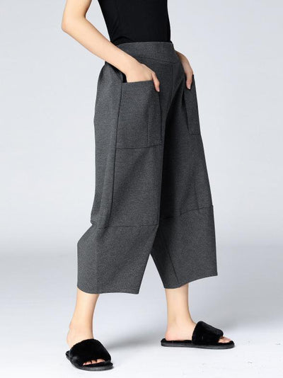 Cool Girl Super Loose Cotton Bloomer Pants