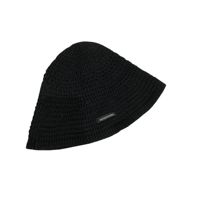 Buykud Casual Solid Color Sunscreen Knit Hat