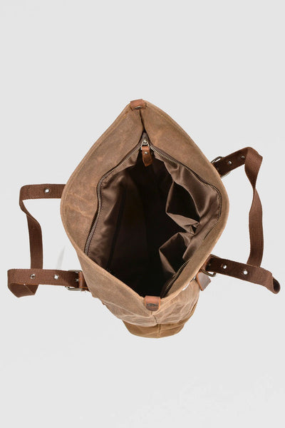 Canvas Multifunctional Leisure Shoulder Bag