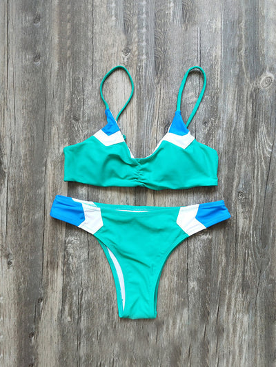 Art Treasure Bikini Set