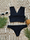 This Love Spahetti-neck Bikini Set