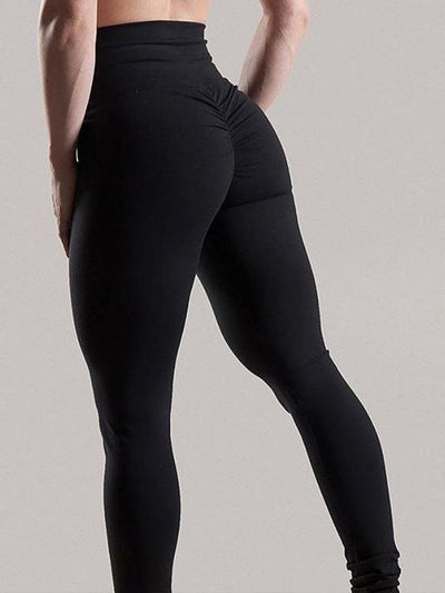 Wrinkle Sports Yoga Leggings