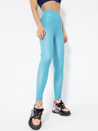 Lift The Hips Dot Printed Leggings