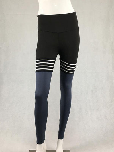 Classic Rubber String Sports Leggings
