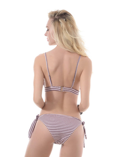 Violet Feel Bikini Set