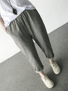 Casual Comfortable Cotton Pants
