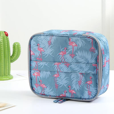 Portable Travel Makeup Cosmetic Bags Organizer Multifunction Toiletry Bags for Women