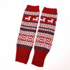 Christmas Deer Long Warm Socks