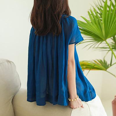 Cool Comfortable Breathable Plus Size T-Shirt