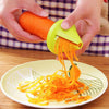 Vegetable Fruit Spiral Shred Process kitchen Gadgets