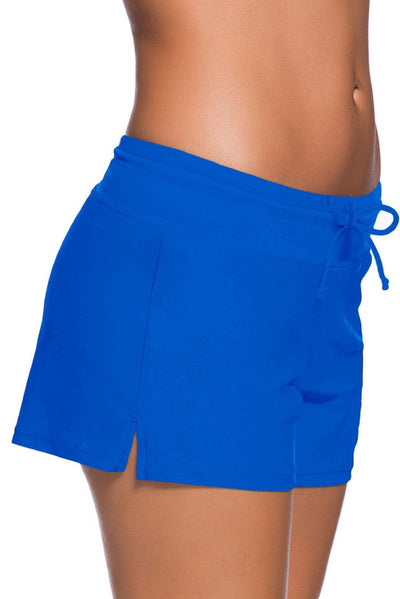 Sexy Solid Color Boxer Shorts
