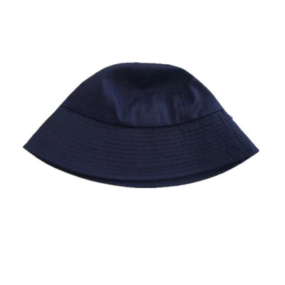 Solid Color Casual Cotton Bucket Hat