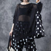 Summer Women loose Round Neck Knitwear pullover Tops