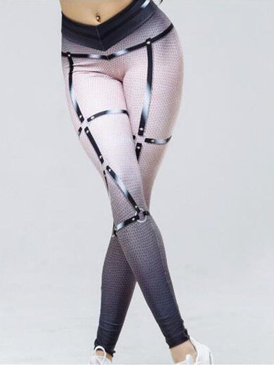 Individual Fashion Printed Leggings