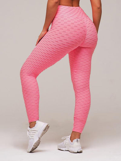 Sexy Sports Jacquard Leggings
