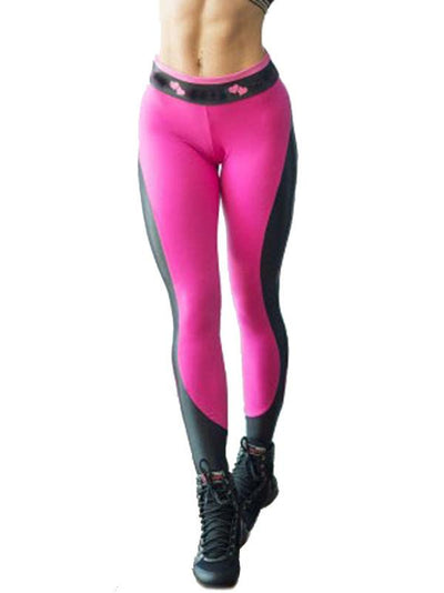 Heart Graphic Sport Leggings