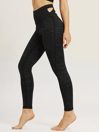 Split-joint Wrap Sports Yoga Leggings