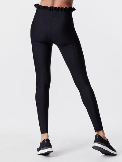Lace Waist Tight Yoga&Gym Leggings