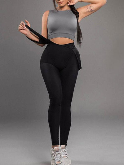 Yoga Fitness High Stretch Jumpsuits