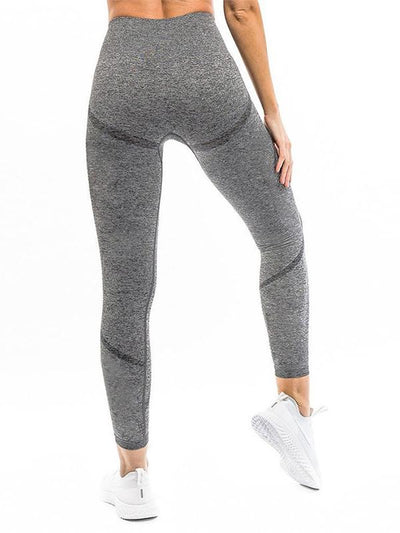Printed Hygroscopic Tight Sports Leggings