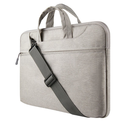 Protective Zipper Macbook Shoulder Laptop Bag