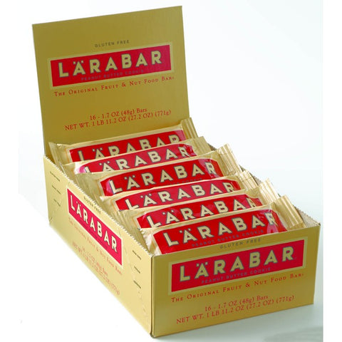 Larabar Peanut Butter Cookie Fruit & Nut Bars