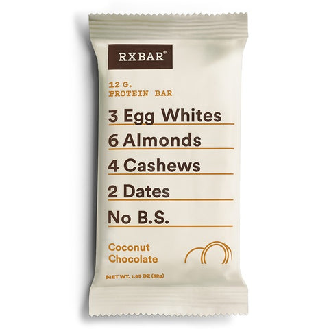 RXBAR Coconut Chocolate