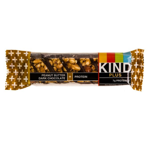 KIND Peanut Butter Dark Chocolate Plus Protein Fruit & Nut Bar