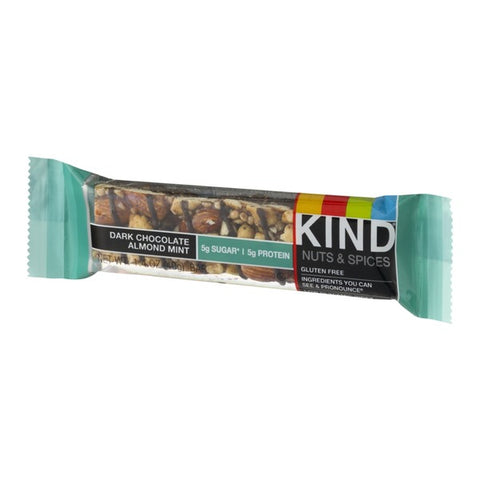 KIND Nuts & Spices Dark Chocolate Almond Mint
