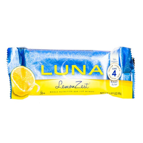 Luna® Lemonzest Nutrition Bar