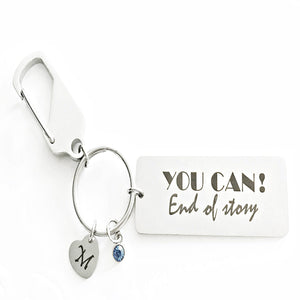 You can Key Chain - Charmful Impressions