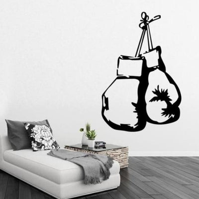 Boxing Wall Sticker 60*40 cm