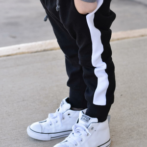 AW18 Joggers - Black