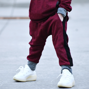 AW18 Joggers - Burgundy