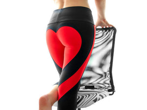 The Hearty Leggings