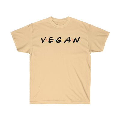 Vegan Friends Unisex TShirt