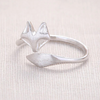 Fox's Head Ring