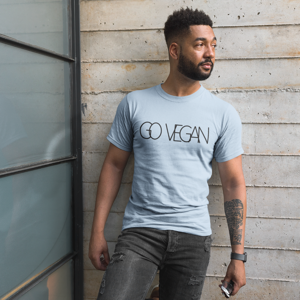 Go Vegan Cotton Unisex Tee