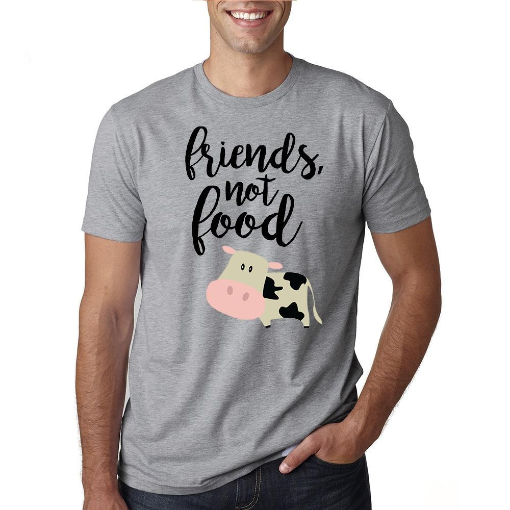 Friends Not Food Male T Shirt
