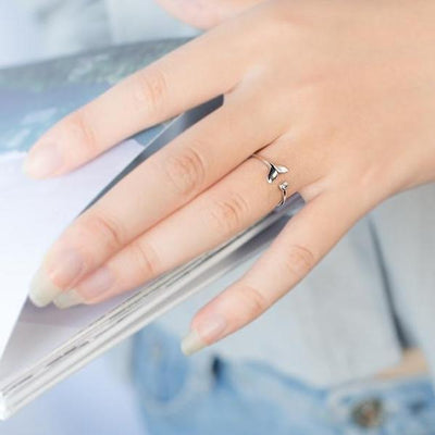 Dolphin Fin Ring