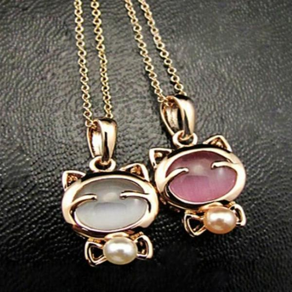 Cat Eye Stone Pendant