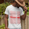 Vegan Vibes Unisex Cotton Tee