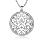 Crystal Women Pendant Necklace